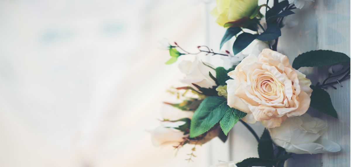 Come scegliere l'allestimento floreale