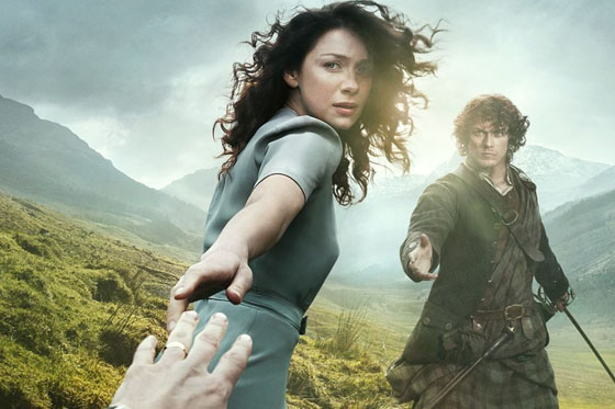Outlander serie tv - Le Serie TV più belle da guardare insieme